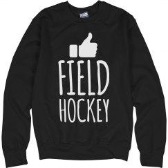 Field Hockey Sweatshirt