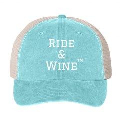 Ride & Wine Hat