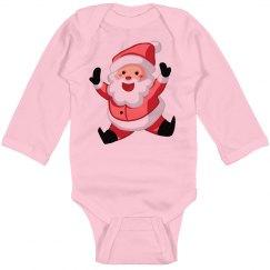 Santa Bodysuit Baby