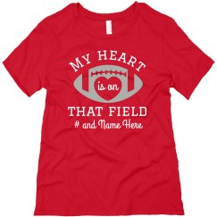 My Heart is on That Football Field