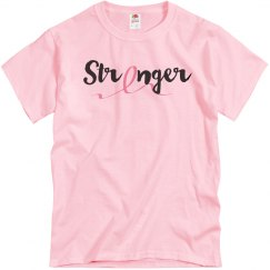 Pink Is Stronger