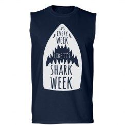 Shark Week Tank