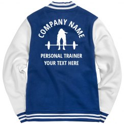 Custom Gym Personal Trainer Gear