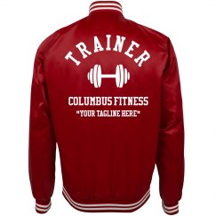 Fitness Trainer Personal Company