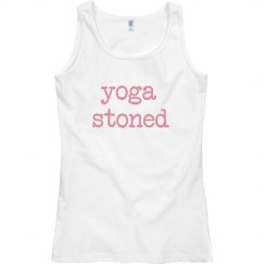 Yoga Stoned Tank