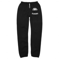 The Sweats in blk