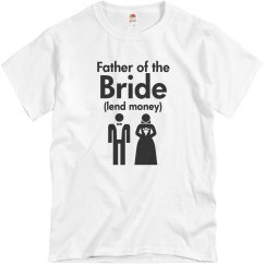 Father Of The Bride Lend