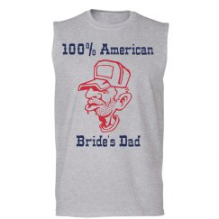 100% American Bride Dad