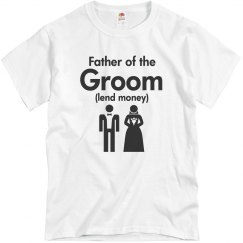 Groom's Father Couple