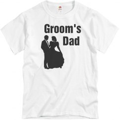Groom's Dad Couple