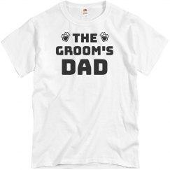 100% American Groom Dad