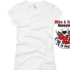 Mike & Susan's Honeymoon