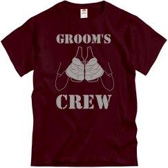 Groom's Crew 40 Hands