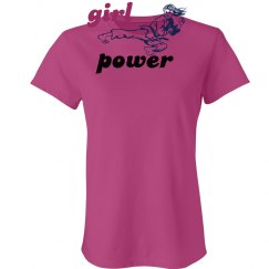 Girl Power Kick!