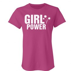 Girl Power Flower