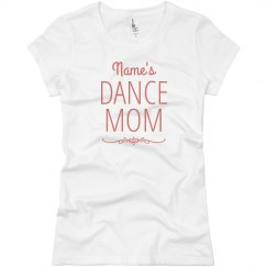 Proud Custom Dance Mom