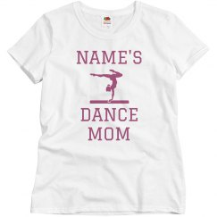 Custom Dance Mom