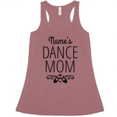 Custom Name's Dance Mom