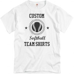 Custom Softball Team Designs
