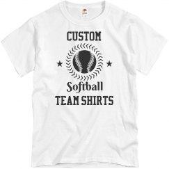 Custom Softball Team Designs