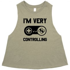 I'm Very Controlling