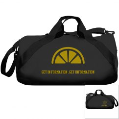 Formation Gym Bag (Gold)