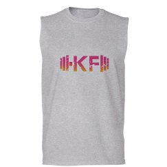 Men's Tank Distressed Logo