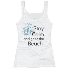 Stay Calm Beach