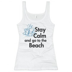 Stay Calm Beach