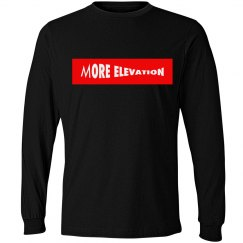 More Elevation Long Sleeve Tee