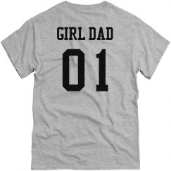Number 1 Girl Dad