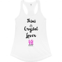 Jesus & Crystals