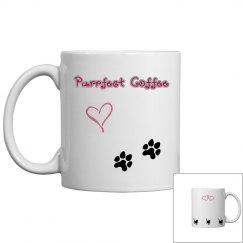 Coffee Mug - Purrfect Coffee