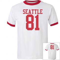 Seattle sports number 81