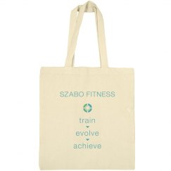 SF Small Canvas Tote