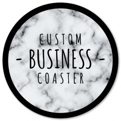Custom Coasters for your Business