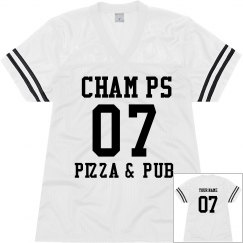 Champs 5 - White & Black