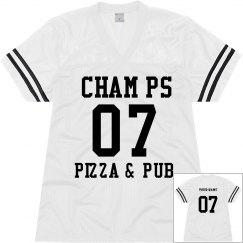 Champs 5 - White & Black
