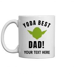 Cute Yoda Best Custom Design