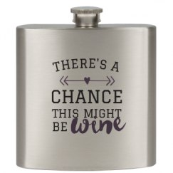 7oz Stainless Steel Flask