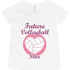 Future Volleyball Star