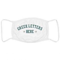 Create Your Own Greek Sorority Mask