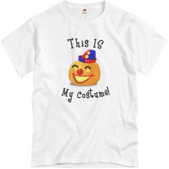Halloween Costume Shirt