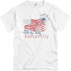 KC 4th of July - White