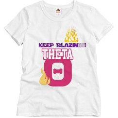 Keep blazing