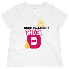 Keep blazing  Plus size
