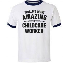 Amazing childcare worker