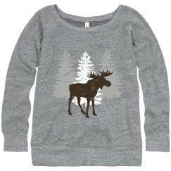 Distressed Moose