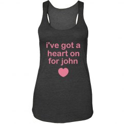 Heart On For John