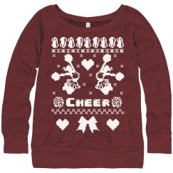 Cheer Sweater
